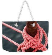 Knot On My Warf IIi Weekender Tote Bag