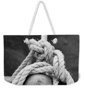 Knot On My Warf Iv Weekender Tote Bag by Stephen Mitchell