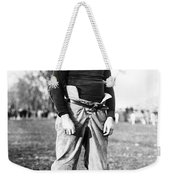 Knute Rockne (1888-1931) Weekender Tote Bag