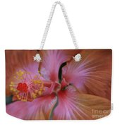 Ko Aloha Aloalo Echoes Of The Soul Exotic Tropical Hibiscus Kula Maui Hawaii Weekender Tote Bag