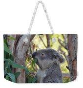 Koala Time Weekender Tote Bag