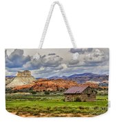 Kodachrome Cabin Weekender Tote Bag