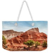 Kodachrome Park Colorful Desert Beauty In Spring. Weekender Tote Bag