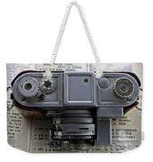 Kodachrome Weekly Weekender Tote Bag