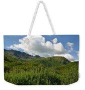 Kodiak Greenery Weekender Tote Bag