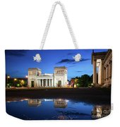 Koenigsplatz - After The Rain Weekender Tote Bag