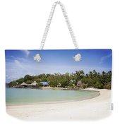 Koh Talu Beach Weekender Tote Bag