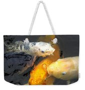 Koi Fish 5 Weekender Tote Bag
