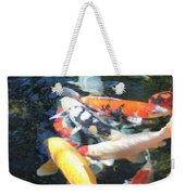 Koi Fish 2 Weekender Tote Bag