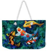 Koi Group Weekender Tote Bag
