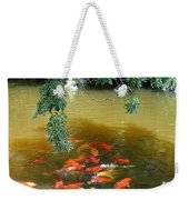 Koi Party Weekender Tote Bag