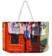 Kokina Red Door Weekender Tote Bag