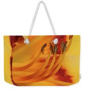 Kokomo Sunset 05 - Daylily Weekender Tote Bag