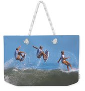 Kolohe Andino Compilation Weekender Tote Bag