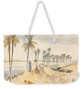 Kom El Amhr, 1 Pm, 4 January 1867 Weekender Tote Bag
