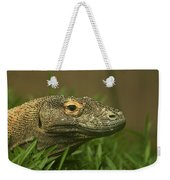 Komodo Dragon Weekender Tote Bag