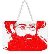 Komrade K Weekender Tote Bag