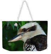 Kookaburra Portrait By Kaye Menner Weekender Tote Bag