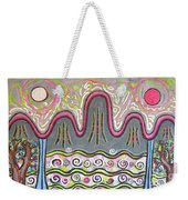 Korean Landscape Painting Weekender Tote Bag