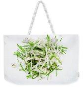 Korean Traditional Fresh Vegetable Salad Weekender Tote Bag