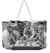 Korean War (1950-1953) Weekender Tote Bag