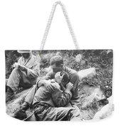 Korean War, 1950 Weekender Tote Bag by Granger