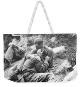 Korean War, 1950 Weekender Tote Bag