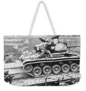 Korean War, 1951 Weekender Tote Bag