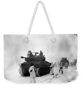 Korean War: Allied Forces Weekender Tote Bag