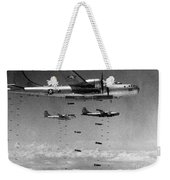 Korean War: B-29 Bombers Weekender Tote Bag