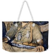 Korean War: G.i., 1950 Weekender Tote Bag