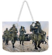Korean War: Marines, 1953 Weekender Tote Bag