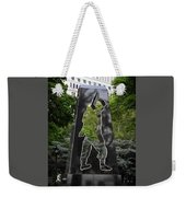 N Y Korean War Memorial 1 Weekender Tote Bag