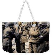 Korean War: Prisoners Weekender Tote Bag