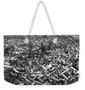 Korean War: Shell Casings Weekender Tote Bag