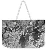 Korean War: Triangle Hill Weekender Tote Bag