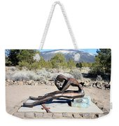 Korean War Veteran Memorial Weekender Tote Bag