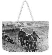 Korean War: Wounded, 1950 Weekender Tote Bag