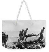 Korean War: Wounded Weekender Tote Bag