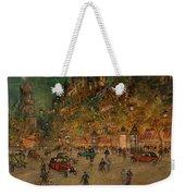 Korovin, Konstantin 1861-1939 Les Grands Boulevards, Paris Weekender Tote Bag