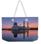 Kota Kinabalu City Mosque I Weekender Tote Bag