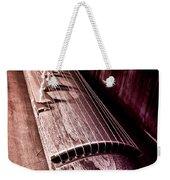 Koto - Japanese Harp Weekender Tote Bag