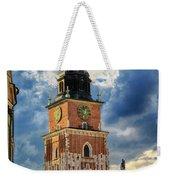 Krakow Town Hall Weekender Tote Bag