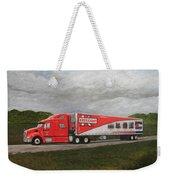 Kreilkamp Truck Weekender Tote Bag