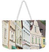 Kreme City Street Weekender Tote Bag