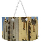 Kress Building Weekender Tote Bag