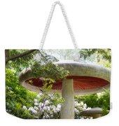 Krider Garden Mushroom Weekender Tote Bag