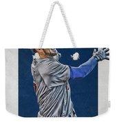 Kris Bryant Chicago Cubs Art 3 Weekender Tote Bag