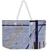 Krishna Blue Weekender Tote Bag