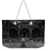 Krishna Devi Temple Weekender Tote Bag
